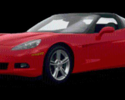 2009 Chevrolet Corvette 2LT