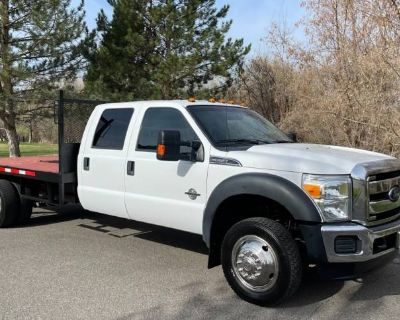2016 Ford Super Duty F-550 Chassis Cab XLT