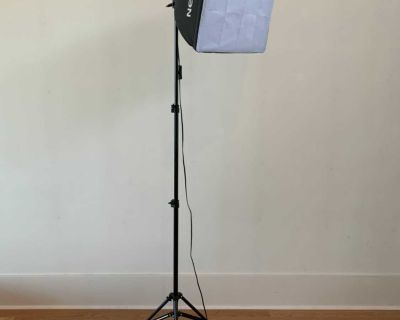 Photography Light & Stand