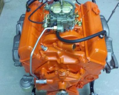 1970 350 300 Hp L48 Engine Rebuilt Corvette Nova Camaro Chevelle Will Ship