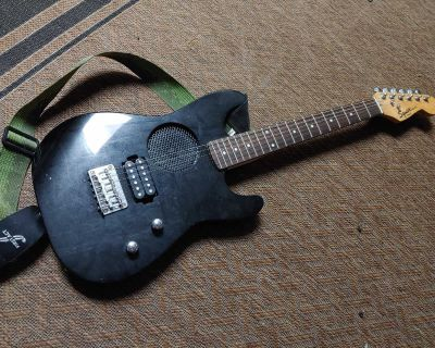 Squier by Fender Mini Stratocaster Electric Guitar