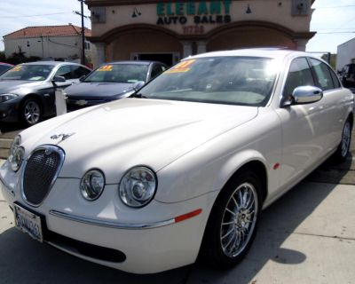 2007 Jaguar S-Type 4dr Sdn 3.0