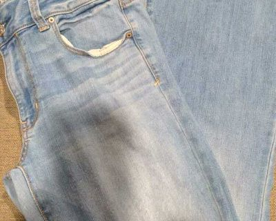 American Eagle size 12 short flare jeans