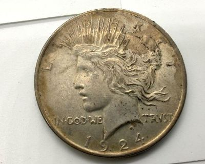 LIVE AND ONLINE BIDDING - SUPER AUCTION OF SILVER AND ANTIQUE COINS