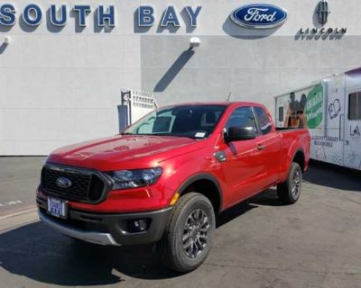 New 2021 Ford Ranger 2WD SuperCab 6' Box