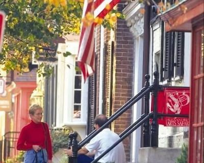 Spacious 2BR 10 Minutes South of DC w/ FREE WiFi, Free Parking and Metro Access - Old Town West
