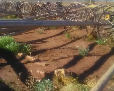 Irrigated pipe