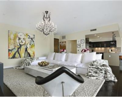 WeHo Luxury Furnished Penthouse w View For Lease!