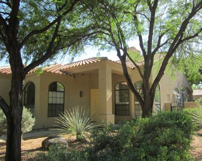 3Bedroom, Golf Villa in Ventana Canyon Golf and Tennis Club, MTNView - Catalina Foothills
