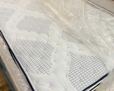 Full size mattress beautyrest