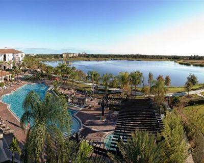 Vista Cay Resort - 3 Bed 3.5 Baths Townhome - Orlando