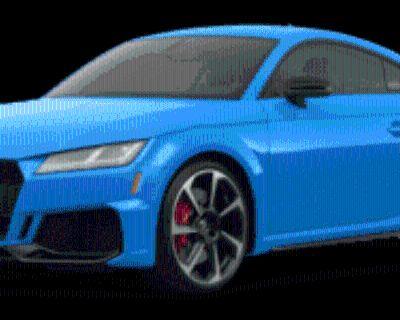 2020 Audi TT RS Standard