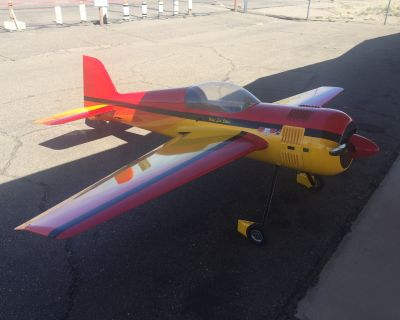 CA 3.3n YAK55SP READY TO FLY