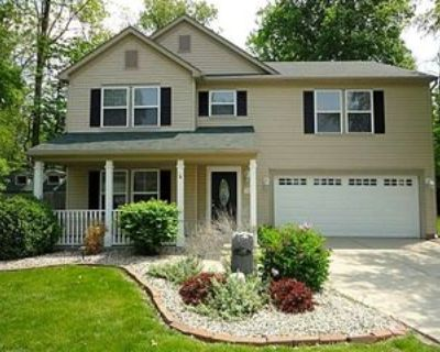 7308 Wood Duck Ct, Indianapolis, IN 46254 3 Bedroom House