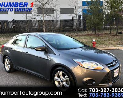 Used 2014 Ford Focus SE Sedan