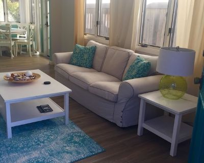 relax in our remodeled tranquil Cottage, 2 min walk to ocean - Marine Terrace