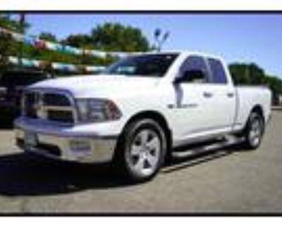 2011 RAM 1500 White, 134K miles