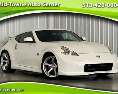 Used 2012 Nissan 370Z 2dr Cpe Manual NISMO