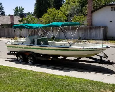 1976 Fantasy 21ft speed boat for sale