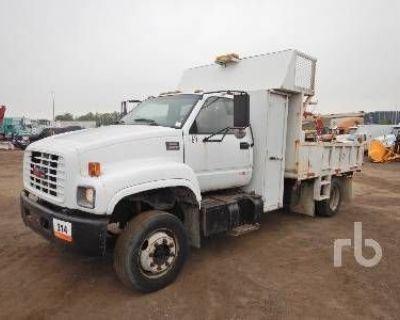 2002 GMC Dump Trucks
