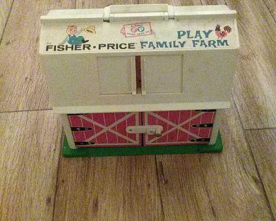 Fisher Price play farm