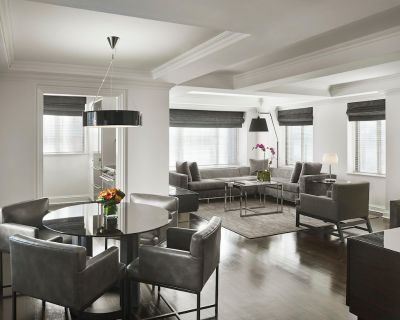 AKA Residences Mahogany Floor Penthouse w/ WiFi - Access to Gym & Pool - Sutton Place