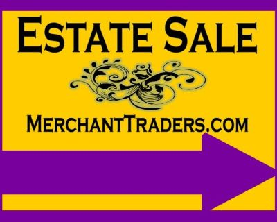 Merchant Traders Present Modern Furniture & Collectibles, Winfield