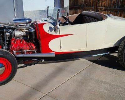 1926 Ford Model T Roadster Hot Rod