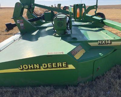 NICE John Deere HX 14 Rotary Mower