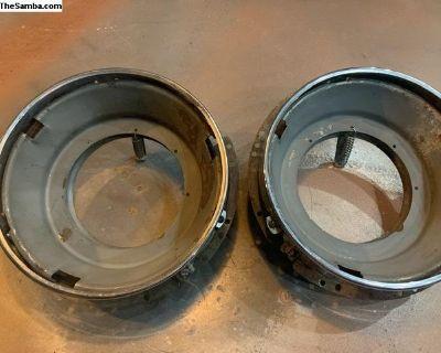 SB12 Headlight bulb holders