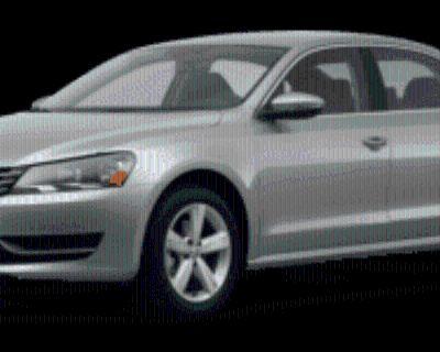 2012 Volkswagen Passat SEL Premium