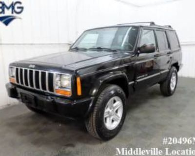 2000 Jeep Cherokee Limited 4WD 4dr