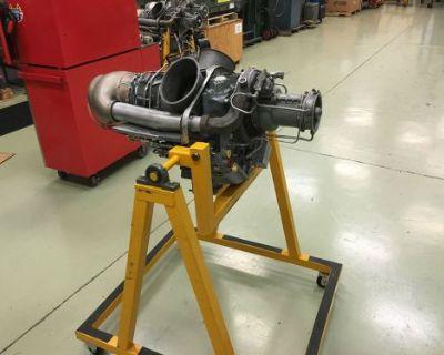 Rolls Royce Allison 250c20b Gas Turbine Engine, Non Runner For Parts & Training