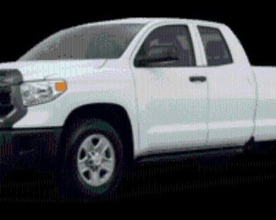 2017 Toyota Tundra SR Double Cab 6.5' Bed 4.6L V8 4WD