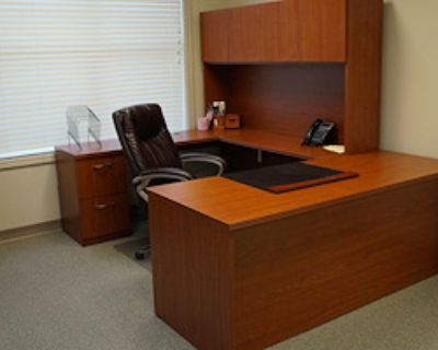 Private Office for 2 at McKinley Caregiver Resource Center