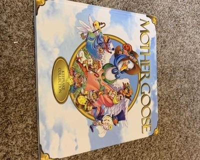 Mother Goose Keepsake Collection - Children s Hard Cover Book