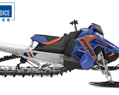 2022 Polaris 850 PRO RMK Axys 163 3 in. Factory Choice Snowmobile Mountain Elk Grove, CA