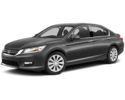 2014 Honda Accord EX-L V6 Sedan Automatic