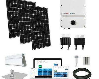 DIY Solar System Kits