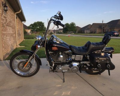2001 Harley Davidson Wide Glide