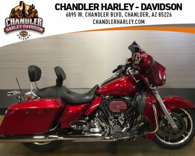 Pre-Owned 2012 Harley-Davidson Street Glide Touring FLHX