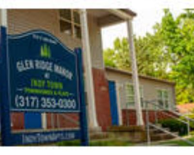 Glen Ridge Manor Townhomes and Flats (Indy Town) - Glen Ridge - 2 bedroom flat