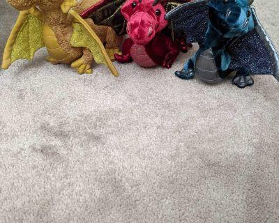Shimmer Dragon Trio