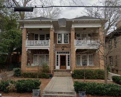 4-Unit, Vintage Multifamily Opportunity in Midtown, Atlanta