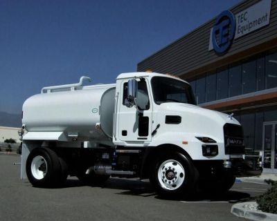2022 MACK MD6 Water Trucks Medium Duty
