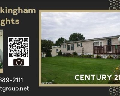 Upgraded Mobile in Buckingham Heights (MLS# 21-3665) By CENTURY 21 Select Group