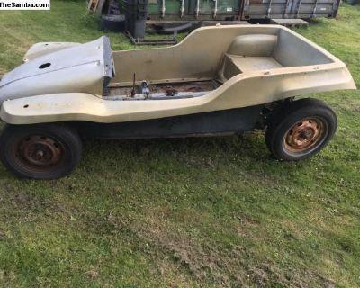 1978 Rare original 4 seat long body dune buggy