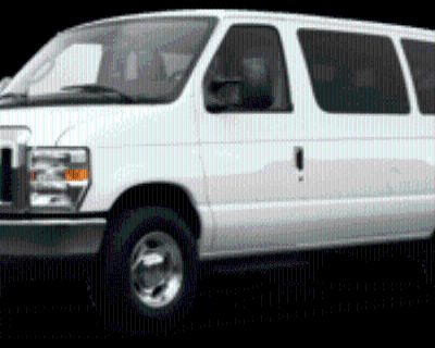 2009 Ford Econoline Wagon E-350 Super Duty XL Extended