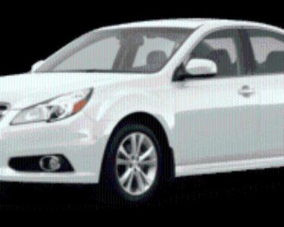 2013 Subaru Legacy 2.5i Limited Automatic