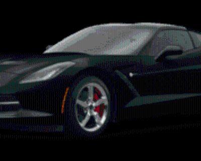 2015 Chevrolet Corvette Stingray with 3LT Coupe